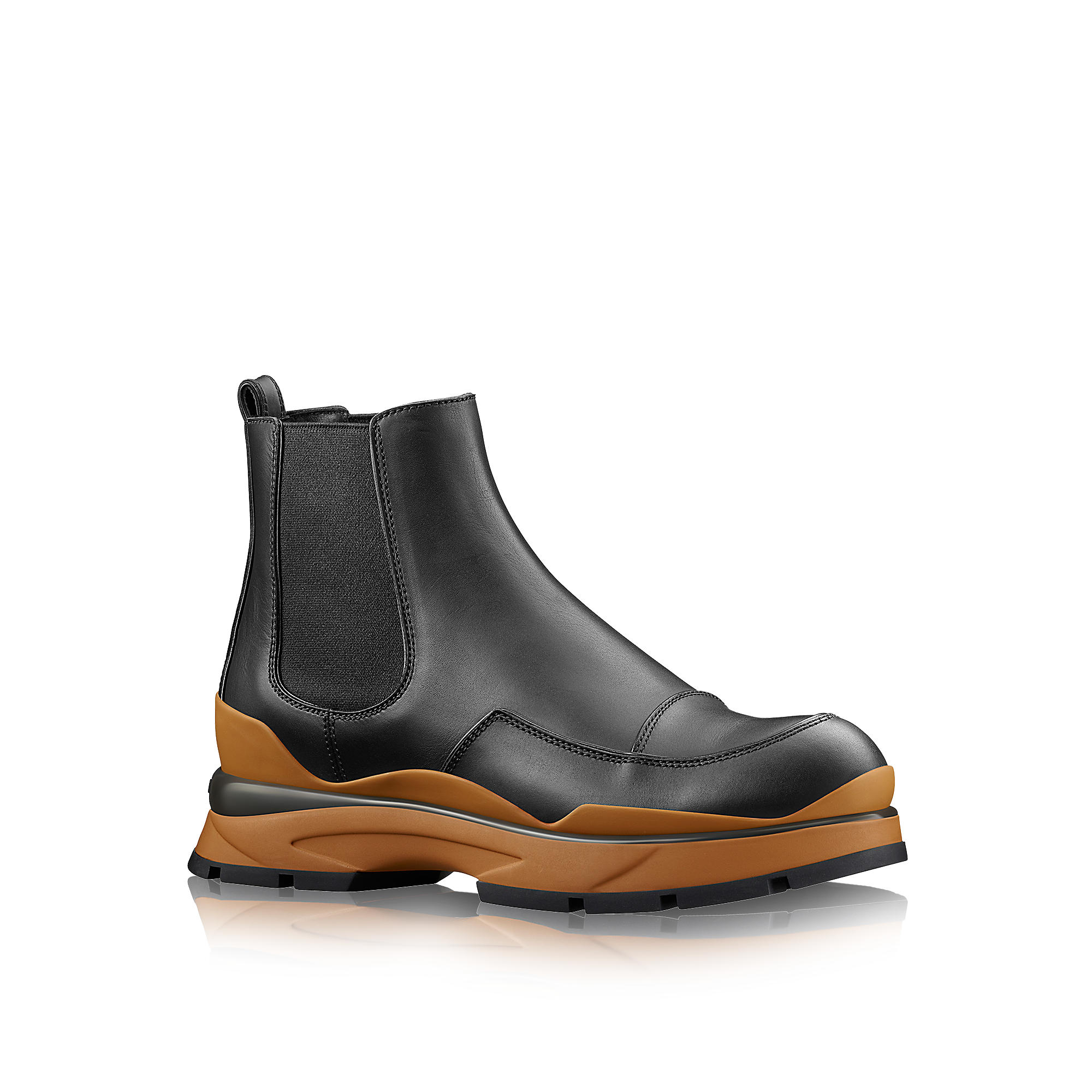 Louis Vuitton 485115 In Motion Chelsea Boot